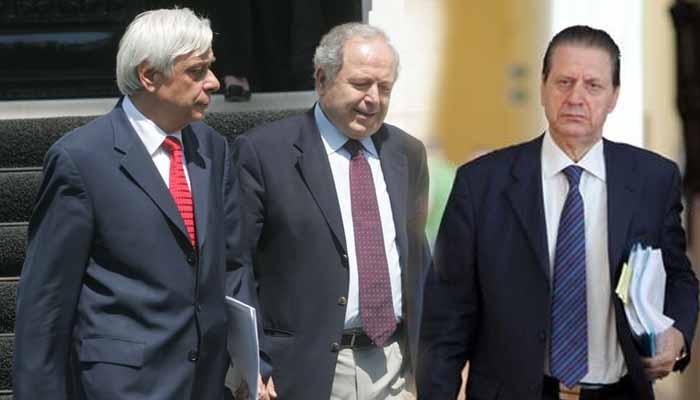 """Στο """"συρτάρι"""" βούλευμα για ευθύνες πρώην υπουργών της κυβέρνησης Καραμανλή για το C4I με ευθύνη της κυβέρνησης"""