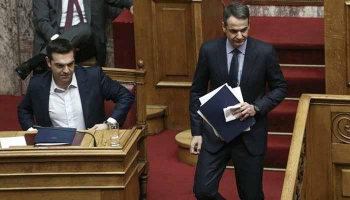 Συζήτηση στη Βουλή: Κατάργηση πανεπιστημιακού ασύλου από Μητσοτάκης - Καταγγελία από Τσίπρα για δημιουργία αρνητικής εικόνας λόγω ψηφοθηρίας