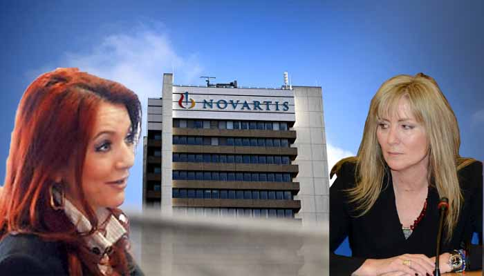 Αγωγή κακοδικίας από τη Ράικου για την υπόθεση της Novartis κατά της Τουλουπάκη