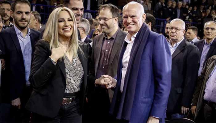 Κίνημα Αλλαγής: Στην Αχαΐα θα είναι υποψήφιος ο Γιώργος Παπανδρέου