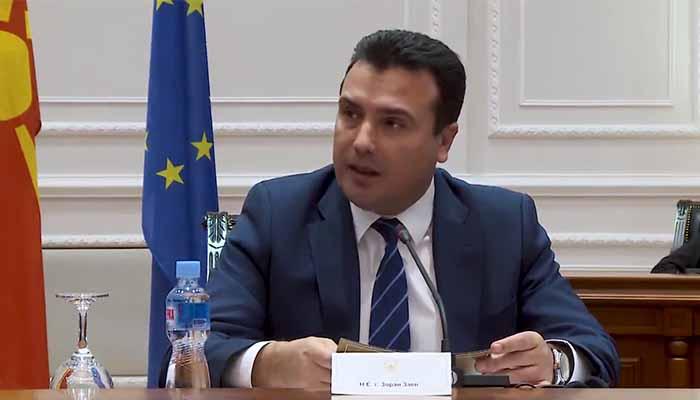 Ζόραν Ζάεφ: Η γλώσσα και ταυτότητά μας είναι «μακεδονική» - Θα περάσει η συμφωνία των Πρεσπών