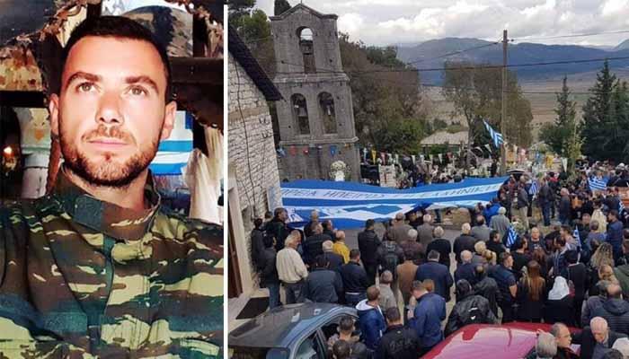 Μνημόσυνο Κατσίφα: Η Αλβανία προκαλεί κλείνοντας τα σύνορα σε συγγενείς και φίλους του Κωνσταντίνου