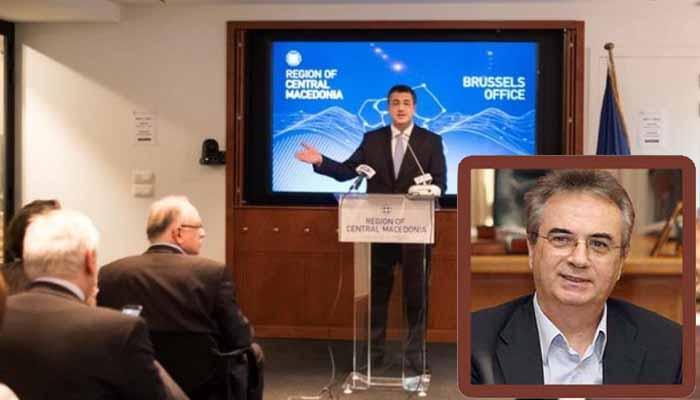 Γιάννης Μαγκριώτης: Άλμα στις Βρυξέλλες από τον Τζιτζικώστα