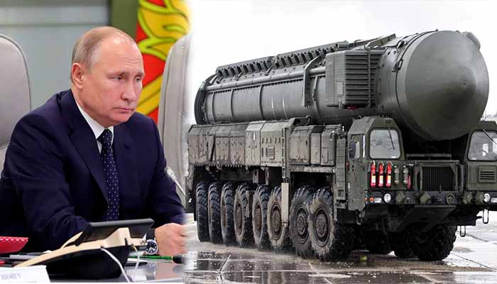 Avangard: Ο νέος ρωσικός υπερηχητικός πύραυλος