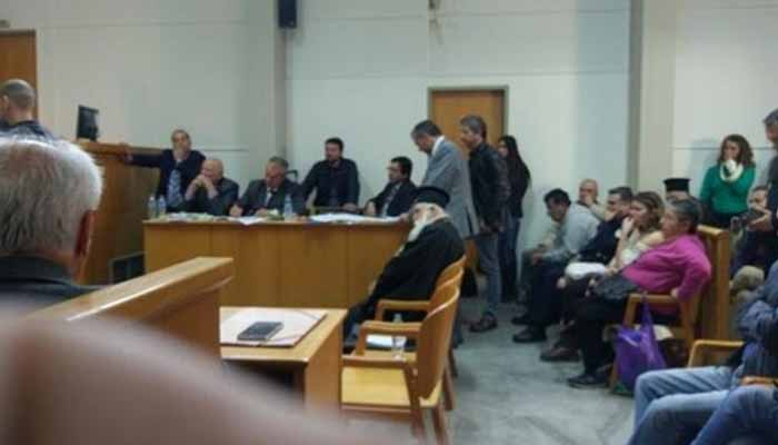 Ομόφωνα ένοχος ο μητροπολίτης Αμβρόσιος - Ποινή φυλάκισης επτά μηνών με αναστολή