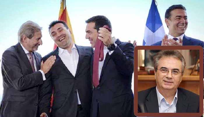 Γιάννης Μαγκριώτης*: Η κύρωση της συμφωνίας των Πρεσπών, αφετηρία της δεύτερης μετάλλαξης του Τσίπρα - τα κόμματα πώς απαντούν, τι χρειάζεται η χώρα;