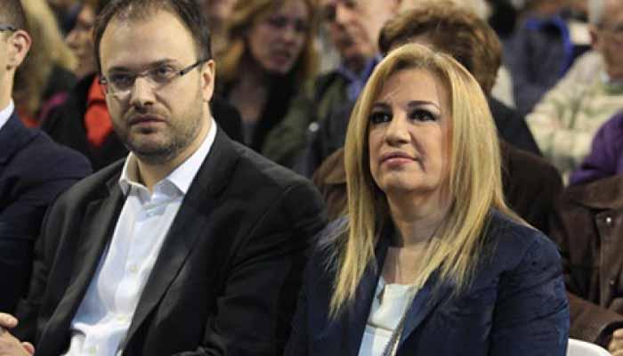 Εκτός Κοινοβουλευτικής Ομάδας του Κινήματος Αλλαγής ο Θανάσης Θεοχαρόπουλος - Έκτακτο συνέδριο ΚΙΝΑΛ