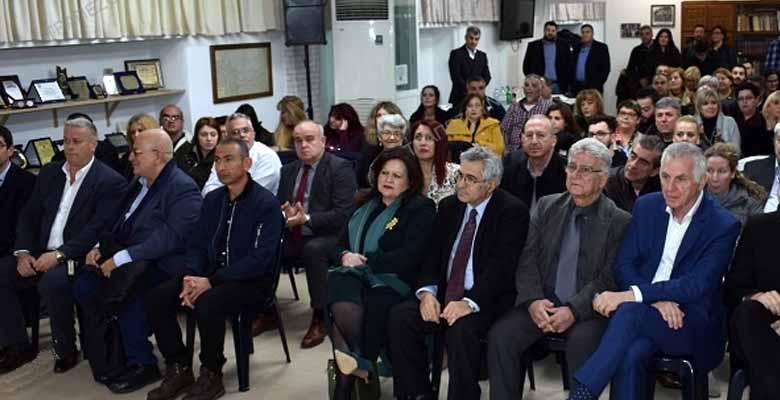 Αποδοκίμασαν τη βουλευτή του ΣΥΡΙΖΑ Χαρά Καφαντάρη σε εκδήλωση Ποντίων στο Περιστέρι