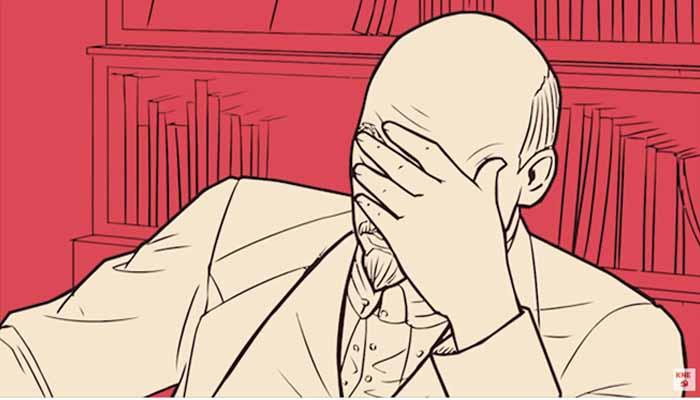 ΚΝΕ: Ο Τσίπρας διάβαζε Λένιν όπως η... Παπαγγελή! [βίντεο]