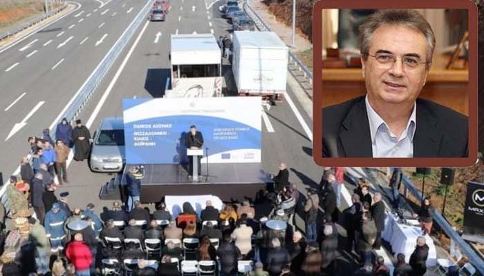 Γιάννης Μαγκριώτης*: Επιτέλους, ολοκληρώθηκε η είσοδος της πόλης του Κιλκίς, που δημοπράτησε το 2011 η κρατική Περιφέρεια - γιατί χρειάστηκε υπερδιπλάσιος χρόνος;