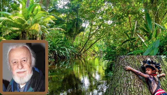 Νότης Μαυρουδής*: Αμαζόνιος