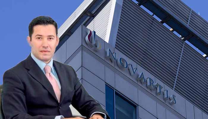 Νίκος Μανιαδάκης - Novartis: Εδώ και ένα χρόνο με παρακολουθούν πράκτορες της ΕΥΠ