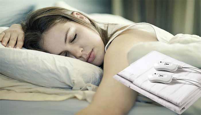 Τι πρέπει να προσέξεις, εάν κοιμάσαι με ηλεκτρική κουβέρτα