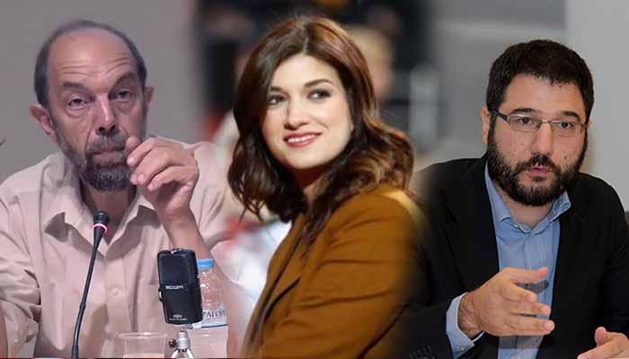 Καταρρέουν δημοσκοπικά Ηλιόπουλος, Νοτοπούλου και Μπελαβίλας – Προβληματισμός στο Μαξίμου για το μέλλον