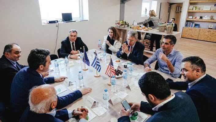 Τζέφρι Πάιατ: Η Στερεά Ελλάδα έχει δυνατότητες