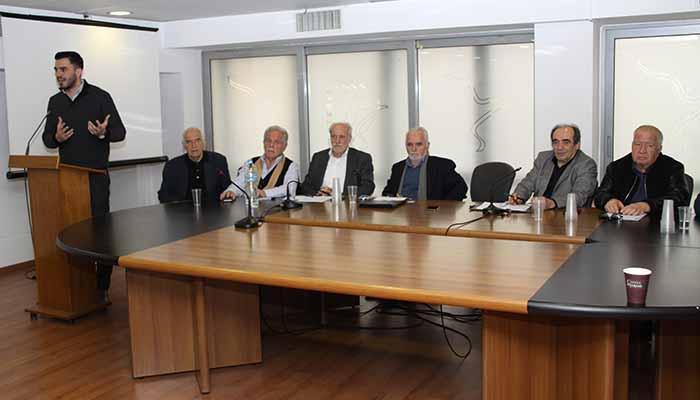 Εκδήλωση Δικτύου Συνταξιούχων Κινήματος Αλλαγής με θέμα: Ασφαλιστικό-Συνταξιοδοτικό