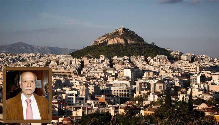 Μάκης Γιομπαζολιάς*: Για την Αθήνα ρε γαμώτο..!