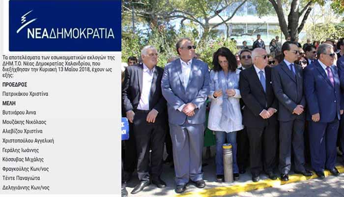 """ΚΚΕ & Πρωτοβουλία Πολιτών """"Χαλάνδρι Ενάντια"""" καταγγέλλουν την παρουσία πρώην χρυσαυγίτη στην παρέλαση του Χαλανδρίου – Η απάντηση του Δημάρχου"""