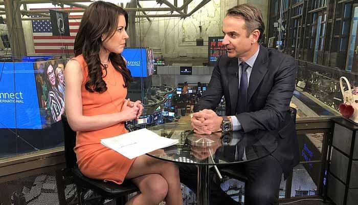 Μητσοτάκης στο CNN: Σε 3 χρόνια η Ελλάδα θα είναι επενδυτική έκπληξη