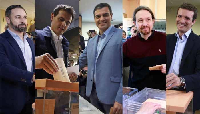 Εκλογές στην Ισπανία: Μεγάλη συμμετοχή «βλέπουν» οι αναλυτές - Ο Σάντσεθ φαβορί, η άκρα Δεξιά παραμονεύει