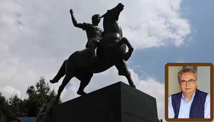 Γιάννης Μαγκριώτης*: Επιτέλους, ο έφηβος Αλέξανδρος και λίγα χρόνια μετά Μέγας Αλέξανδρος στην Αθήνα.