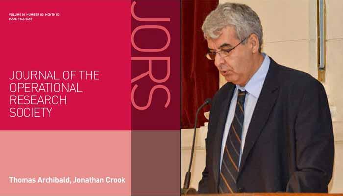 Άρθρο του επ. καθηγητή του ΟΠΑ Μανόλη Κρητικού στο Journal of the Operational Research Society