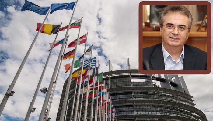 Γιάννης Μαγκριώτης*: Δυστυχώς, το διακύβευμα των εκλογών για το Ευρωπαϊκό Κοινοβούλιο είναι τα ποσοστά των κομμάτων και όχι η χώρα και η ΕΕ.