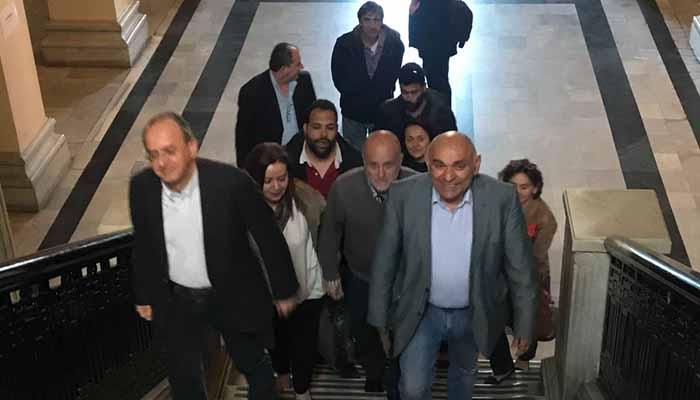 Περιφέρεια Πελοποννήσου: Κατατέθηκε το ψηφοδέλτιο του Γιάννη Μπουντρούκα