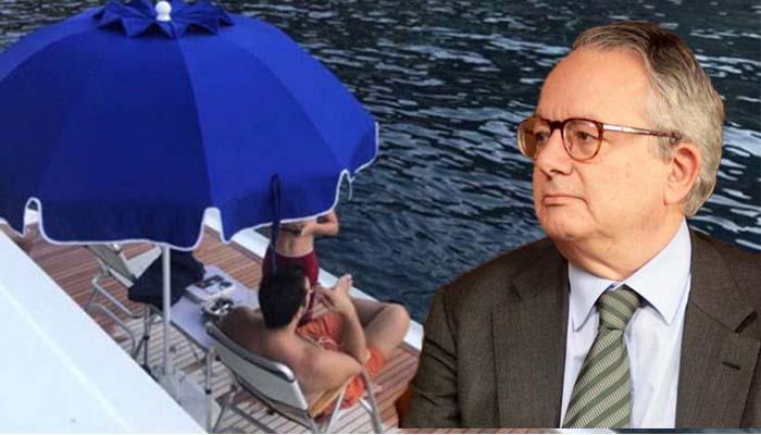 Νίκος Αλιβιζάτος: Ο Τσίπρα απέκρυψε τις διακοπές στο κότερο γιατί απέβλεπε στην παραπλάνηση των πολιτών