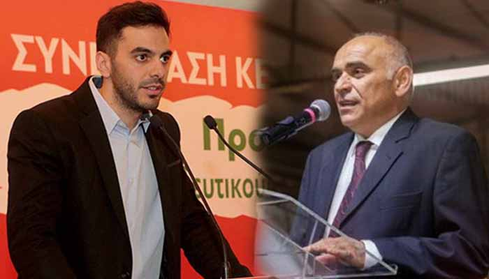 Χριστοδουλάκης και Μπουντρούκας σε εκδήλωση του ΚΙΝΑΛ στην Καλαμάτα - Παρουσίαση του ψηφοδελτίου της «ΠΕΛΟΠΟΝΝΗΣΙΑΚΗΣ ΣΥΜΜΑΧΙΑΣ»
