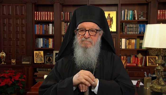 Οριστική παραίτηση του αρχιεπισκόπου Αμερικής Δημητρίου