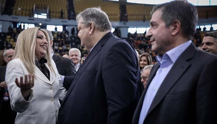 Σύγκρουση στο ΚΙΝΑΛ: Αποχωρεί ο Βενιζέλος γιατί η Φώφη βάζει επικεφαλής στο επικρατείας τον Καμίνη