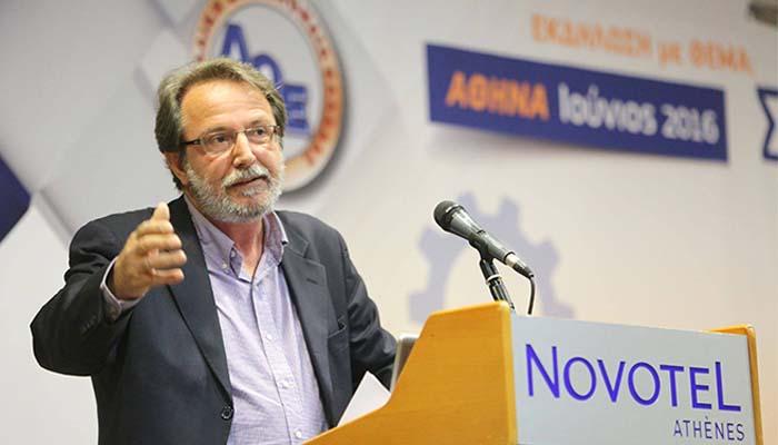 Υποψήφιος βουλευτής με τον ΣΥΡΙΖΑ στον νομό Αχαΐας, ο πρόεδρος του ΠΤΔΕ Πάτρας κ. Νικολάου