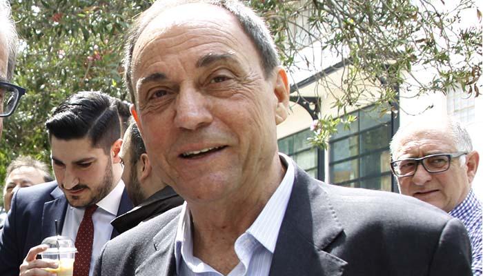 Ο Δημοσιογράφος Δημήτρης Στάμου υποψήφιος με το ΚΙΝΑΛ στο Βόρειου Τομέα της Β' Αθηνών