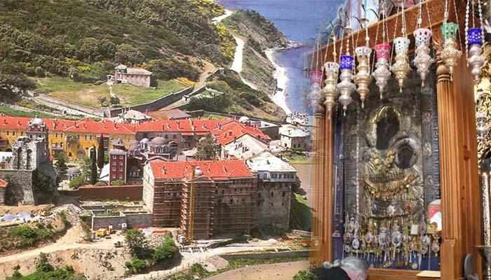 Βρέθηκαν τα τάματα της Παναγίας της Πορταΐτισσας – Θέμα χρόνου η σύλληψη του ληστή
