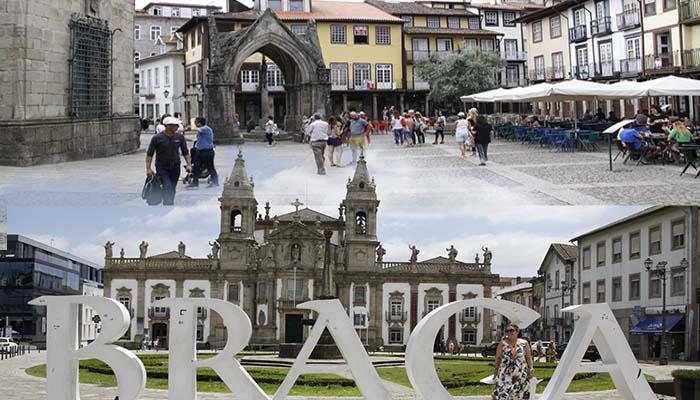 Αποστολή στην Πορτογαλία: Στο Γκιμαράεςκαι την Μπράγκα [Φωτο]