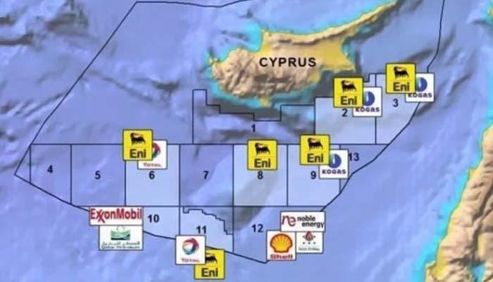 Γαλλοϊταλική συνεργασία για γεωτρήσεις από κοινού της Total και ENI στην κυπριακή ΑΟΖ
