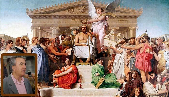 Νίκος Τσούλιας*: Δέος και ευθύνη για τον αρχαιοελληνικό πολιτισμό