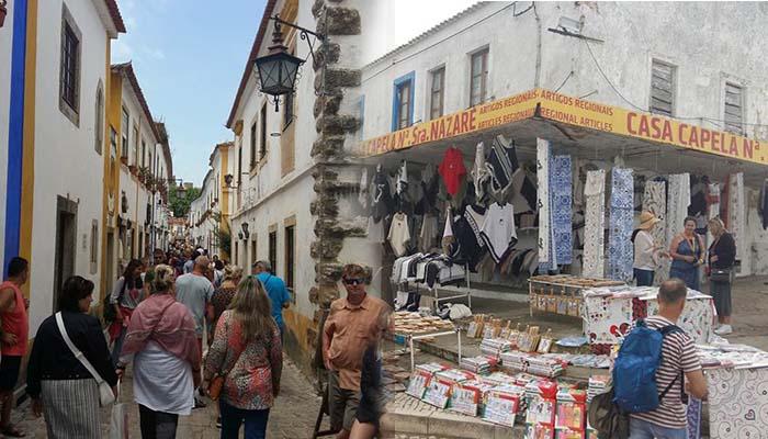 Αποστολή στην Πορτογαλία: Από το παραθαλάσσιο θέρετρο της Ναζαρέ στο μεσαιωνικό Όμπιντος [Φωτο]