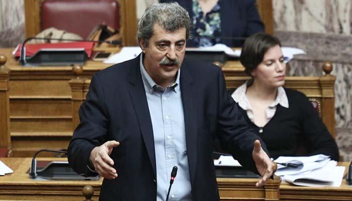 Βουλή: Αίρεται η ασυλία του Παύλου Πολάκη