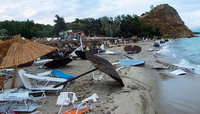 Χαλκιδική: 6 Νεκροί, δεκάδες τραυματίες και ένας αγνοούμενος από την φονική καταιγίδα - Τεράστιες υλικές καταστροφές