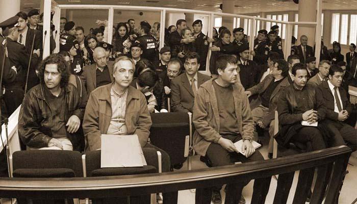Κοντά στην αποφυλάκιση τα μέλη της 17 Νοέμβρη