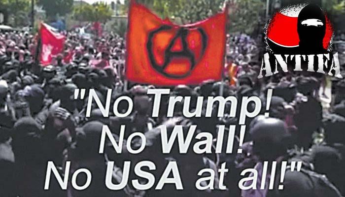 Οι Antifa στον κατάλογο των τρομοκρατικών οργανώσεων των ΗΠΑ;