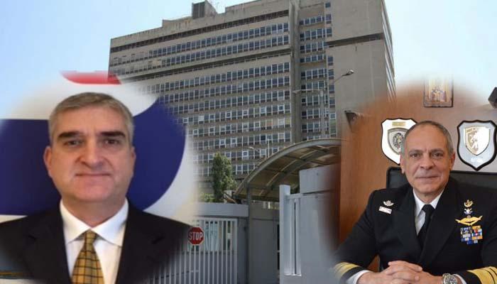 Νέος διοικητής της ΕΥΠ ο Παναγιώτης Κοντολέων - Συμβούλου Εθνικής Ασφαλείας ο Αλέξανδρος Διακόπουλος