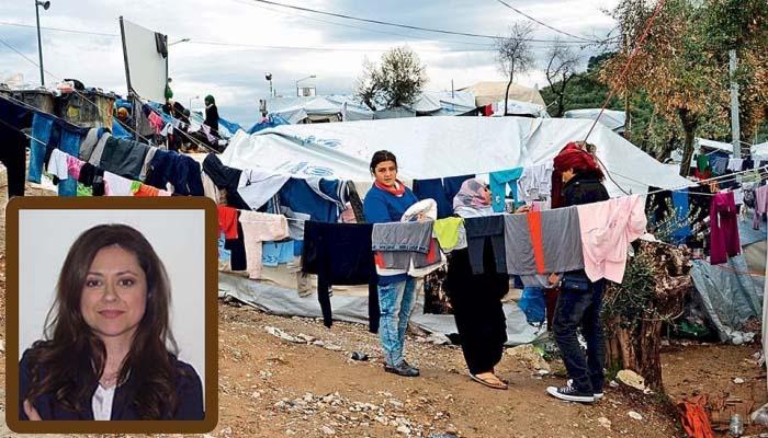 Ζέφη Δημαδάμα*: Προσφυγικό ζήτημα και αδιέξοδες πολιτικές
