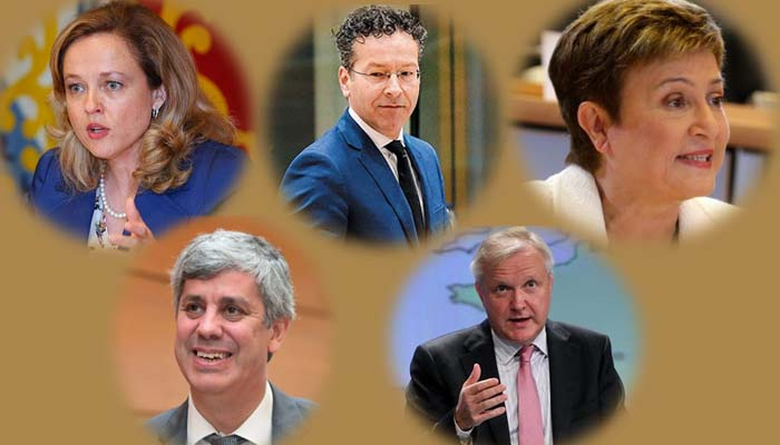 Οι πέντε υποψήφιοι αντικαταστάτες της Λαγκάρντ στο ΔΝΤ