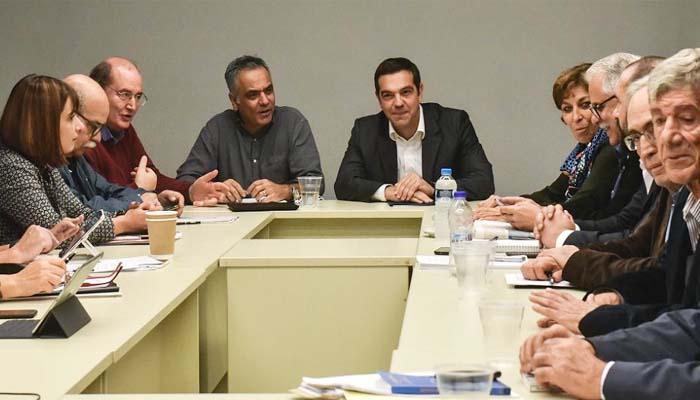 Οι διαδικασίες ανασυγκρότησης του ΣΥΡΙΖΑ - Τσίπρας: Δε χρειάζομαι καμία εκλογή για να αποκτήσω κύρος ηγεσίας