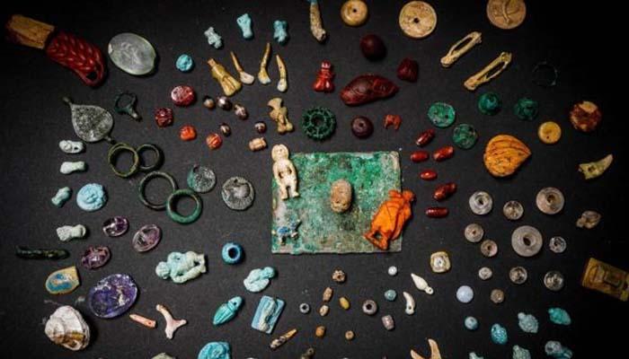 Πομπηία: Αρχαιολόγοι έφεραν στο φως το «θησαυρό μάγισσας»