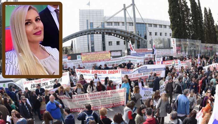 Σοφία Πουλοπούλου*: Η Ηγεσία του Υπ. Παιδείας οφείλει να διασφαλίσει τα εργασιακά δικαιώματα και την προϋπηρεσία των αναπληρωτών