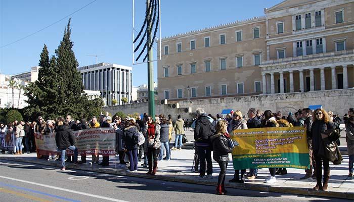 Παρεμβάσεις στο Συνδικαλιστικό νόμο - Ηλεκτρονική ψηφοφορία για λήψη απόφασης για απεργία